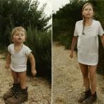20 cecile volver 150x150 Recriando fotos da infância 2