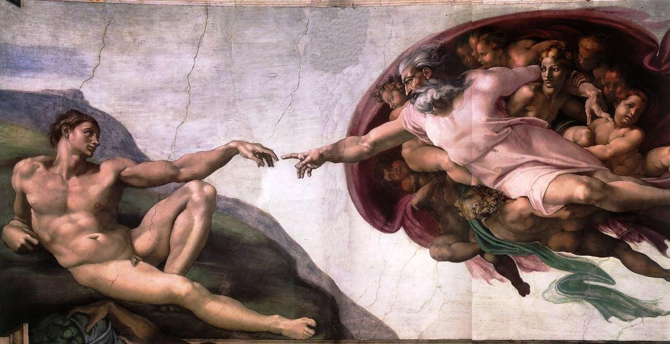 Pintura na Capela Sistina