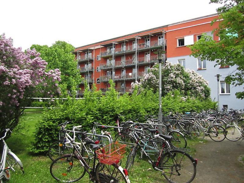 Bicicletas em Vauban